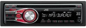 JVC 50W X4 MOSFET In-Dash CD Deck w/ Detachable Faceplate