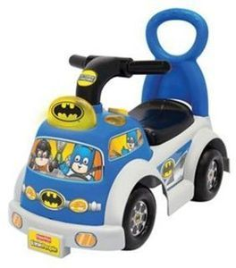 Fisher-Price Little People Batman Ride On