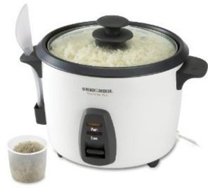 Black & Decker 16 Cup Rice Cooker After Rebate