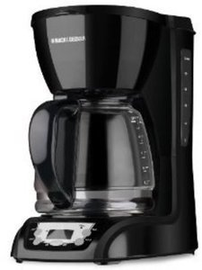 Black & Decker 12 Cup Programmable Coffee Maker After Rebate