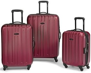 "Samsonite Ziplite 20"" Carry-On Upright After Rebate"