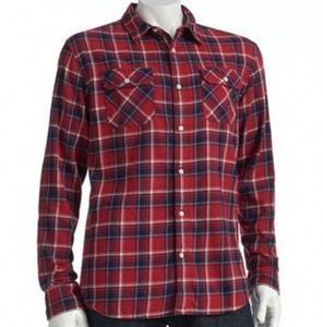 Urban Pipeline Flannel Tops for Young Men