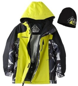 ZeroXposur Snowboard Jacket for Boys 8-20