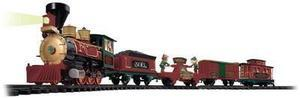 Home Accents Holiday North Pole Express Christmas Train Set