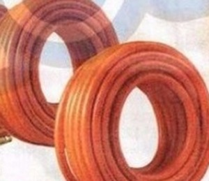 "AMFLO 3/8""x50' PVC Air Hose, 3-pack"