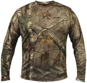 Remington Long Sleeve Men's Wicking T-shirt - Camo