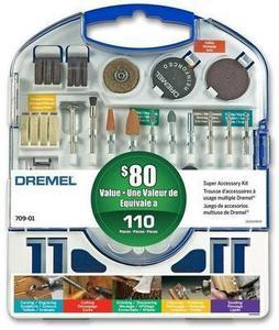 Dremel 110PC Power Tool Accessory Kit