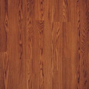 "Pergo Presto 7-5/8"" Wide 8mm Laminate Flooring - Gunstock Oak"