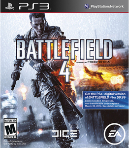 Battlefield IV (PS3)