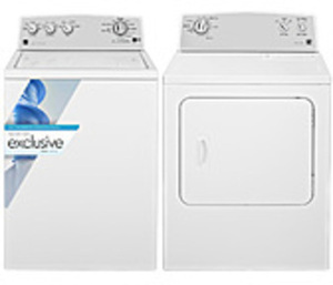 Kenmore  3.6 cu. ft. Top-Load Washer & Kenmore  7.0 cu. ft. Electric Dryer