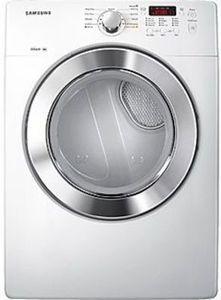 Samsung DV365ETBGWR 7.3 cu. ft. Steam Electric Dryer - White