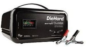 DieHard 10 amp Manual Battery Charger