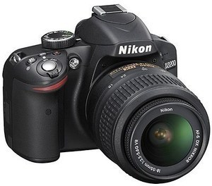 Nikon D3200 DSLR Camera Bundle