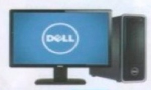 Dell Inspiron i660s Intel Core i3, 4GB RAM, 1TB HD Desktop PC