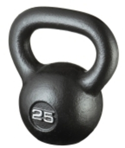 Fitness Gear Cast Iron Weight Plates, Dumbbells & Kettlebells