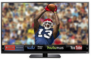 "VIZIO 55"" LED 1080p 120Hz Smart HDTV  - E550i-A0E"