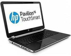"HP TouchSmart 15.6"" 750GB Laptop"