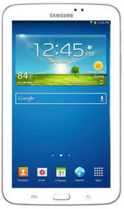 "Samsung 7"" Galaxy Tab 3 Wi-Fi Tablet Dual Core Jelly Bean"