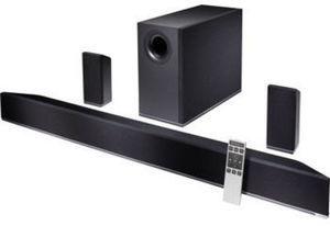VIZIO S4251W-B4 5.1 Home Theater Soundbar W/Wireless Subwoofer and Bluetooth