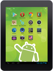 "Zeki 8"" 8GB Google-Certified Tablet"