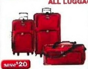 3PC Southfield Luggage Set