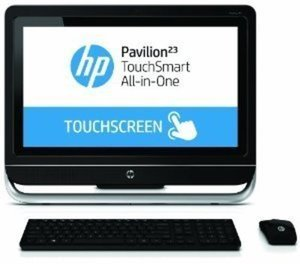 HP Pavilion TouchSmart All-In-One Computer w/ AMD CPU