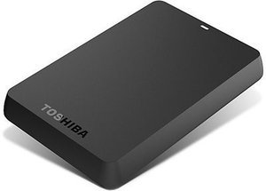 Toshiba Canvio Basics 1TB Portable Hard Drive