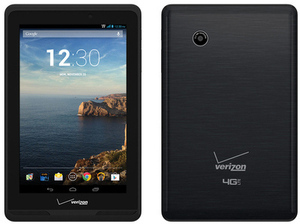 Verizon Ellipsis 7 Tablet w/ 2yr Activation