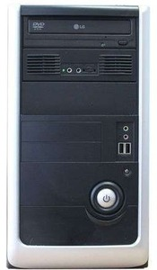 AST BT-1 Intel Dual-Core Desktop PC (Off-Lease)