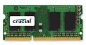 Crucial 4GB DDR3 Notebook Memory