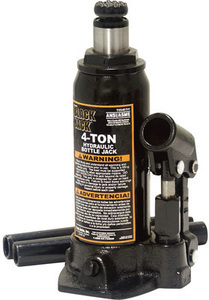 Torin Black Jack Hydraulic 4 Ton Bottle Jack
