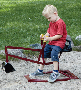 Little Digger Sandlot Digging Toy