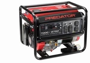 Predator 7000 Watts Gas Generator