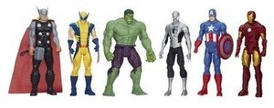 Marvel Universe Titan Hero Series Super Hero Collection