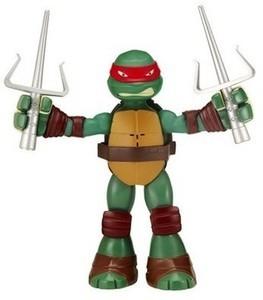 Teenage Mutant Ninja Turtles Stretch N'Scream Figure Raphael
