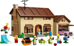 The Simpsons House