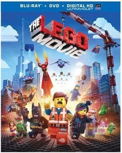 The Lego Movie Blu-ray Combo Pack