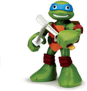Teenage Mutant Ninja Turtles Half Shell Heros Mega Mutant Leonardo