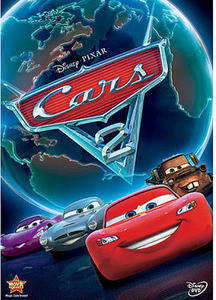 Disney Pixar Cars 2 DVD
