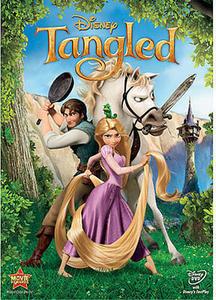 Tangled DVD