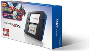 Nintendo 2DS Handheld Gaming System with Pokemon Y