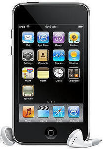 Apple - iPod Touch 16GB MP3 Player (5th Generation)