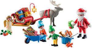 Playmobil Advent Calendar Santas Workshop