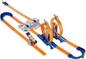 Hot Wheels Total Turbo Track Builder Set