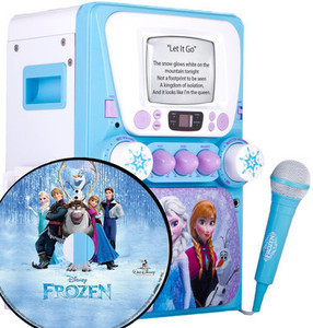 Disney Frozen or Hello Kitty Karaoke w/ Coupon #4