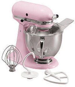 Kitchenaid 4.5 Qt Classic Plus Stand Mixer (After Rebate)
