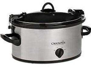 Crockpot Cook & Carry Slow Cooker (After Rebate)