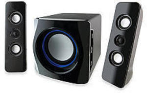 iLive Bluetooth Home Music Wireless Speaker System