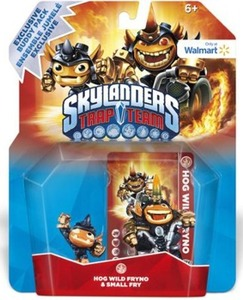 Skylanders Trap Team Buddy Pack 2-pack