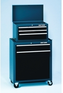 Craftsman 5 Drawer Steel Tool Center